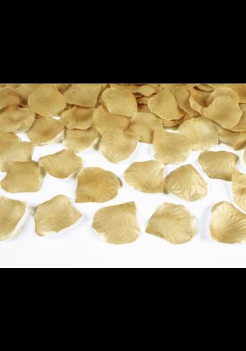 Rozenblaadjes Goud - 100 stuks