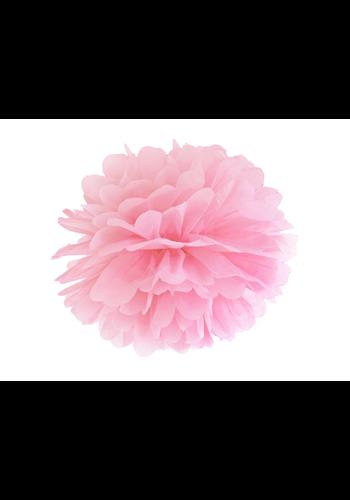 PomPom Licht Roze - 35cm