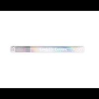 thumb-Confetti kanon - iriserend - 60cm-2