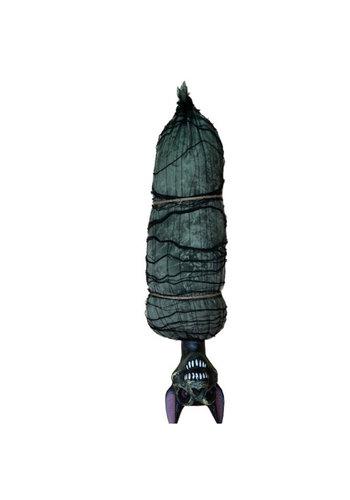 Hangende vleermuis beweegt met licht en geluid - 90cm