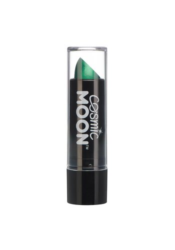 Metallic Lipstick Green