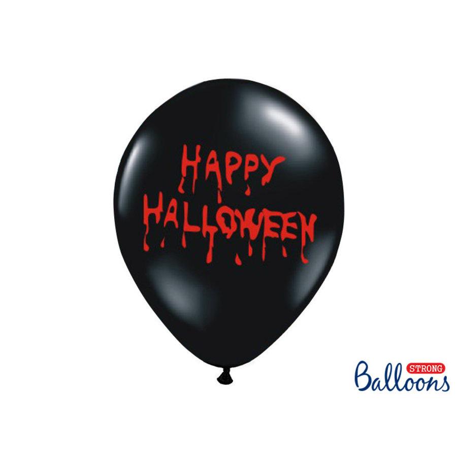Ballonnen Happy Halloween-1
