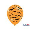 Ballonnen Vleermuizen - 30cm - Oranje