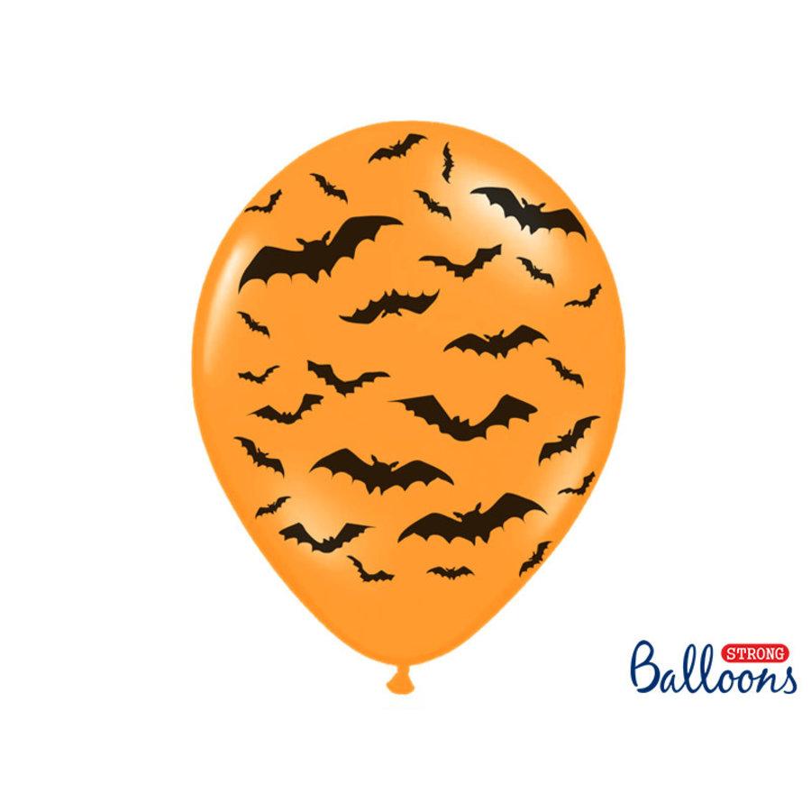 Ballonnen Vleermuizen-1
