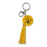 Sleutelhanger Tassel - SWEET 16