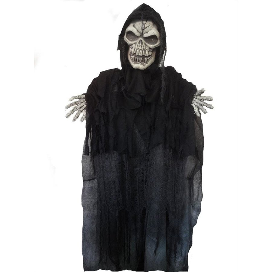 Standing animated ghoul-1