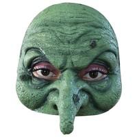 Latex half masker Witch
