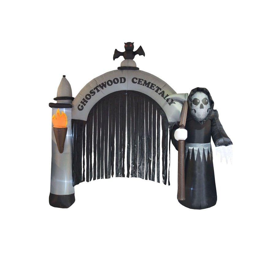 Ghostwood Cemetary Opblaasbaar-1