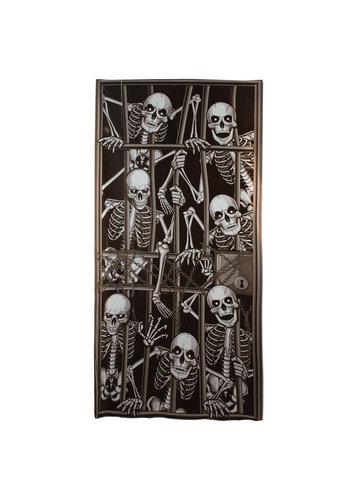 Poster Skeletten - 152x72cm
