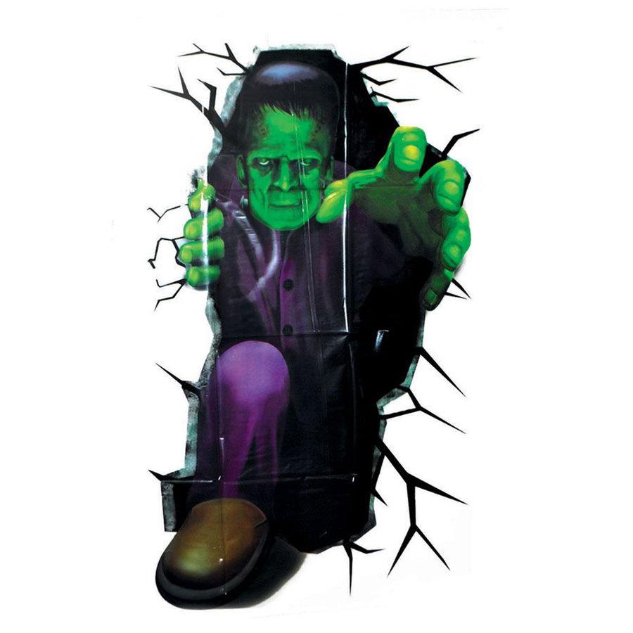 Plastic Poster Frankenstein-1