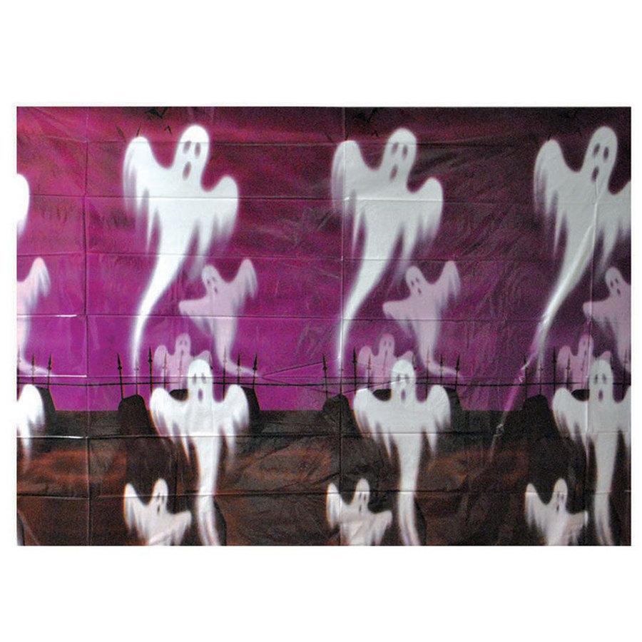 Plastic Poster Spoken - 1 x 1,2 mtr-1