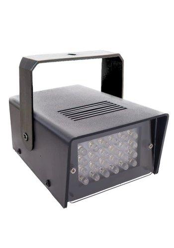 Mini Strobe - 35W - 9x13x9,5cm