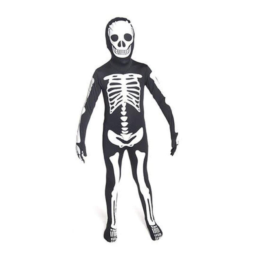 Morphsuits Kids Glow Skeleton-1