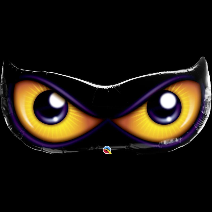 Folieballon Spooky Eye's-1
