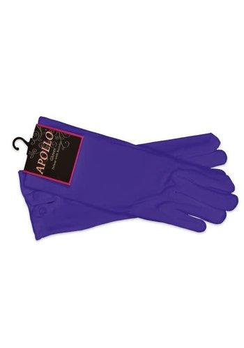 Sint handschoenen Paars