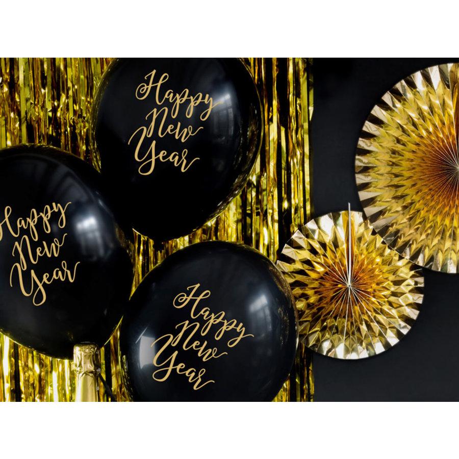 Ballonnen Happy New Year-2