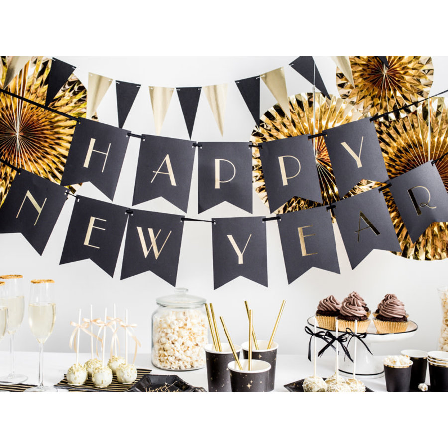 Happy New Year letter banner-1