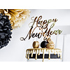 Happy New Year taart topper