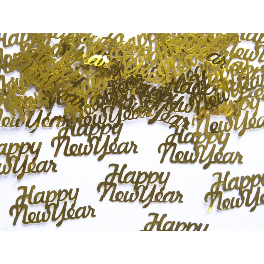 Confetti Happy New Year-2