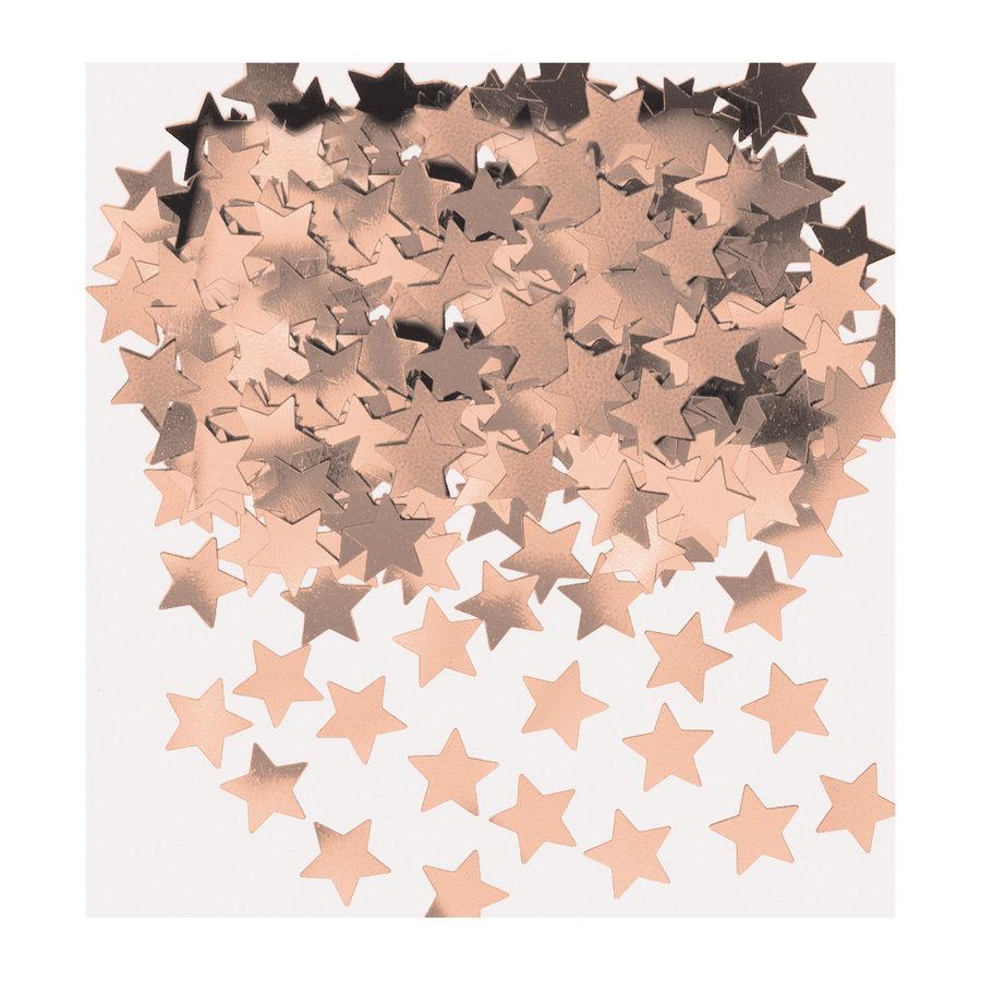 Confetti Stars Rose Gold - 14gr-1