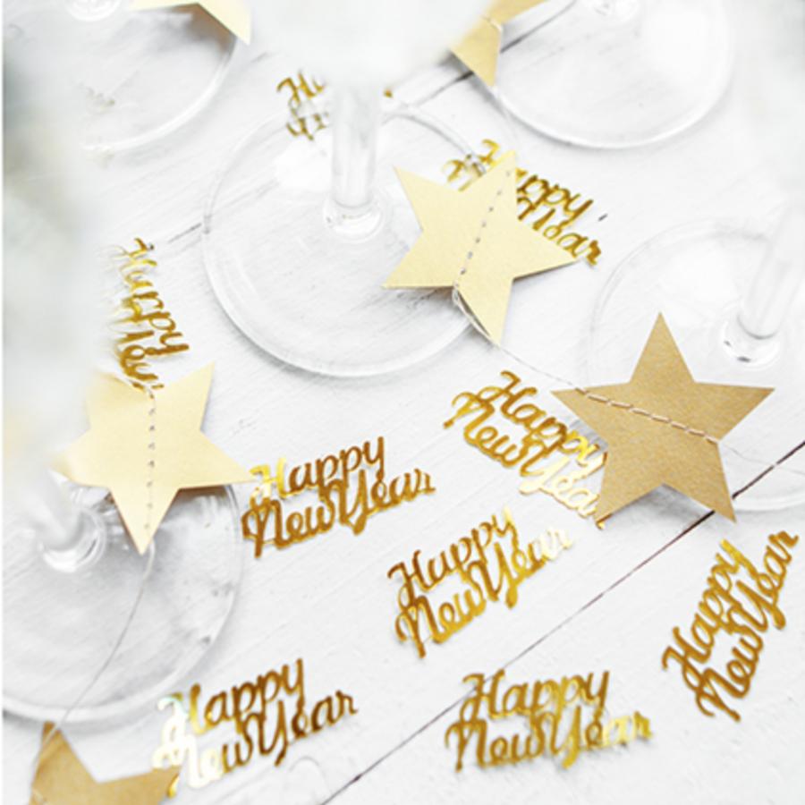Confetti Happy New Year-1