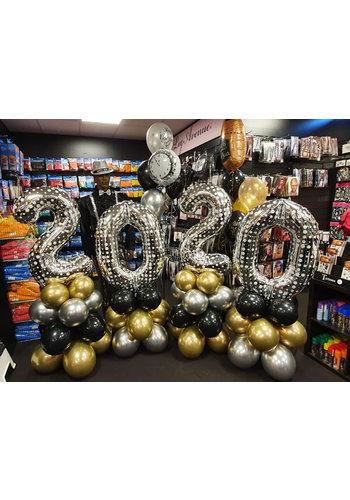 2020 Ballondecoratie