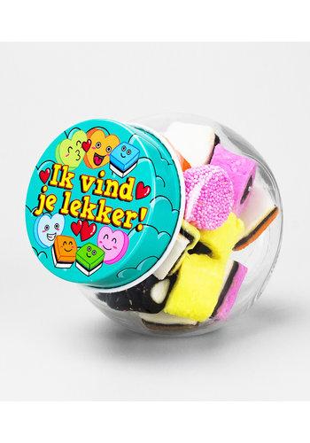 Candy Jar - ik vind je lekker