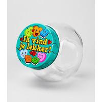 thumb-Candy Jar - ik vind je lekker-2