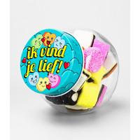 thumb-Candy Jars - ik vind je lief-1