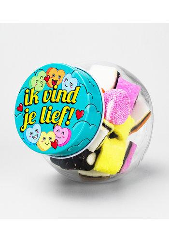 Candy Jars - ik vind je lief
