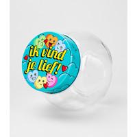 thumb-Candy Jars - ik vind je lief-2