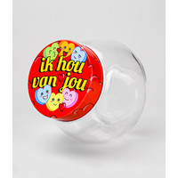 thumb-Candy Jars - ik hou van jou-1