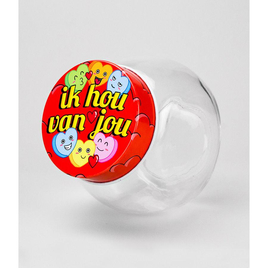 Candy Jars - ik hou van jou-1