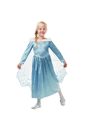 Elsa Frozen Olafs Adv deluxe - child