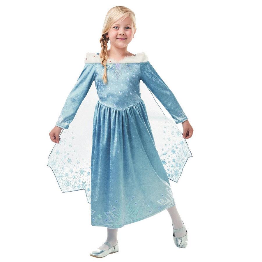 Elsa Frozen Olafs Adv deluxe - child-1