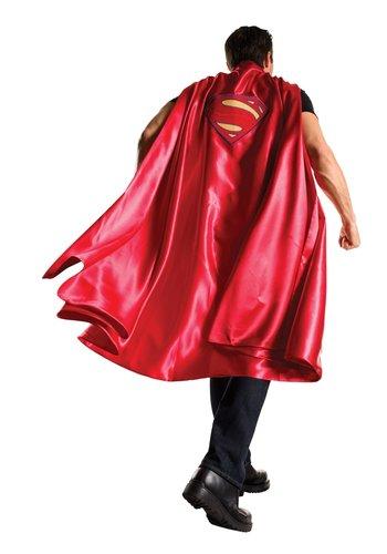 Deluxe Cape voor volwassenen Superman