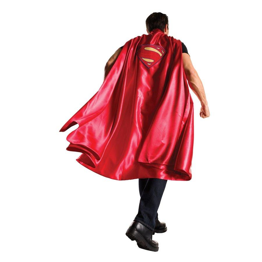 Deluxe Cape voor volwassenen Superman-1