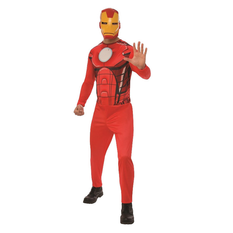 Iron Man OPP Adult - One Size-1