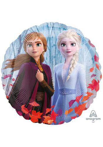 Folieballon Frozen 2