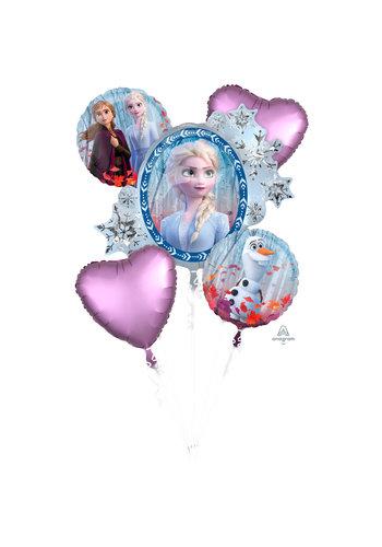 "Folieballonnen Boeket ""Frozen 2"""