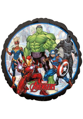 Folieballon Marvel Avengers Power Unite - 45cm