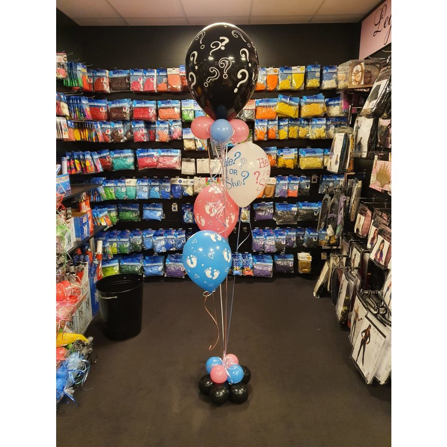 Gender Reveal Ballon Decoratie-1