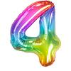 Folieballon 4 Yummy Gummy - 86cm
