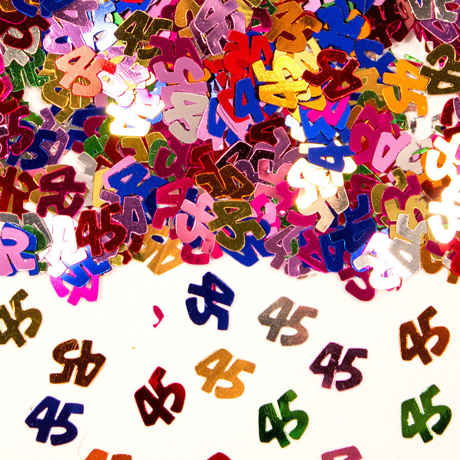 Tafelconfetti 45 - 14 gram-1