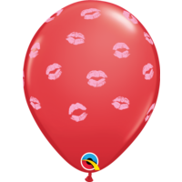 """11"""" Special Kissy Lips Rood - 28cm"""