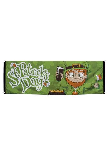 Banner St Patrick's Day  - 220 x 74 cm