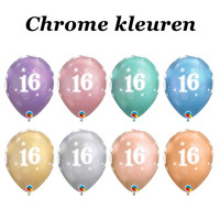 thumb-Helium Ballon 16 jaar-6