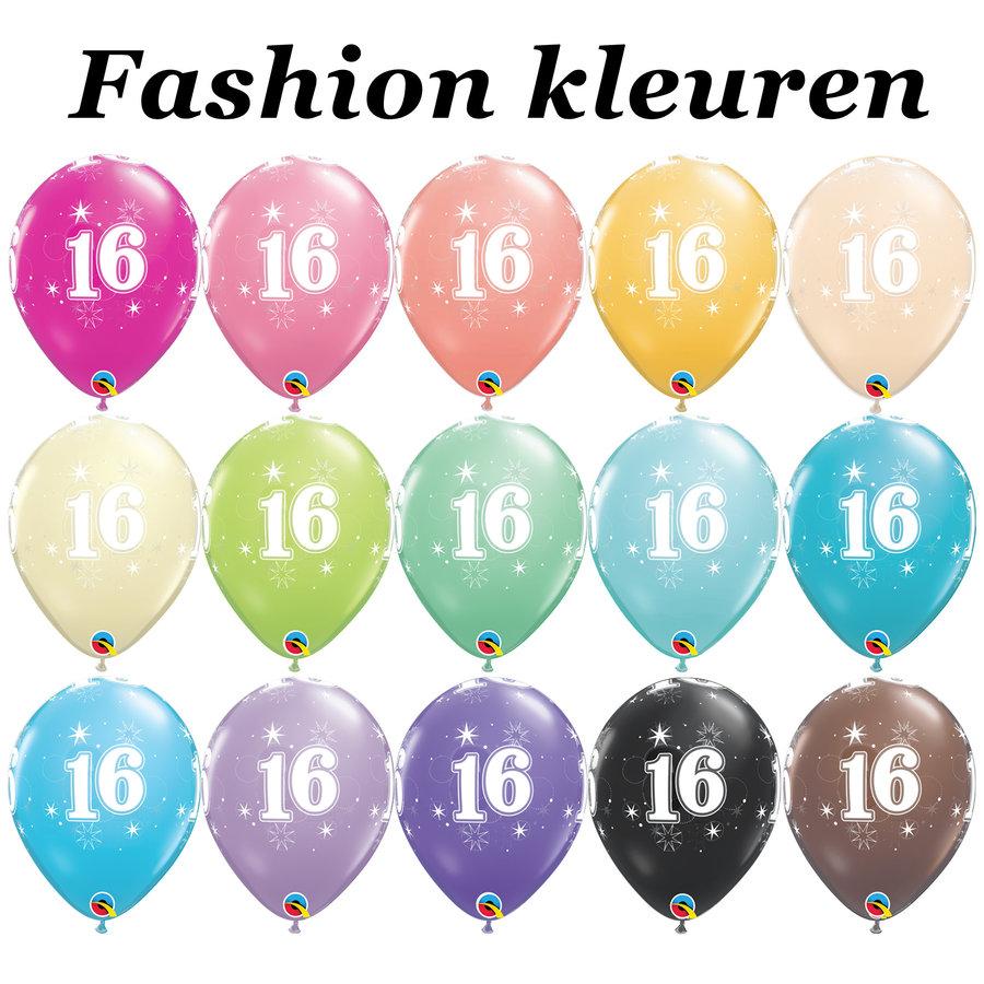 Helium Ballon 16 jaar-3