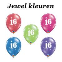thumb-Helium Ballon 16 jaar-4