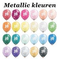 thumb-Helium Ballon 16 jaar-5